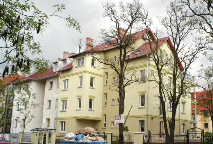 2003-2004 Budapest XIV. ker., Telepes u. 71. sz. – 8 lakásos társasház