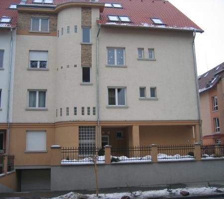 2005-2006 Budapest XIV. ker., Telepes u. 67. sz. – 8 lakásos társasház
