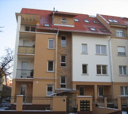 2006-2007 Budapest XIV. ker., Telepes u. 69. sz.- 12 lakásos társasház